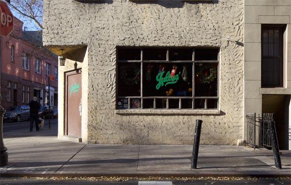 Julius bar exterior