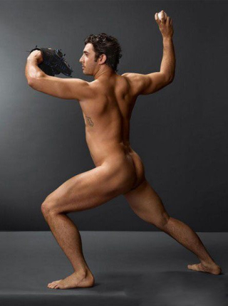 Espn body issue - matt harvey