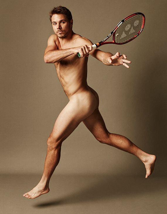 Espn mag body issue - tennis player