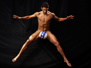 Espn body issue - omar gonzalez
