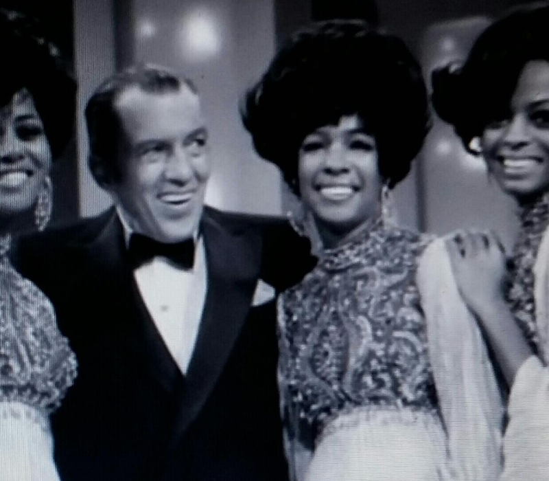 The Supremes with Ed Sullivan