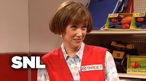 Target lady snl