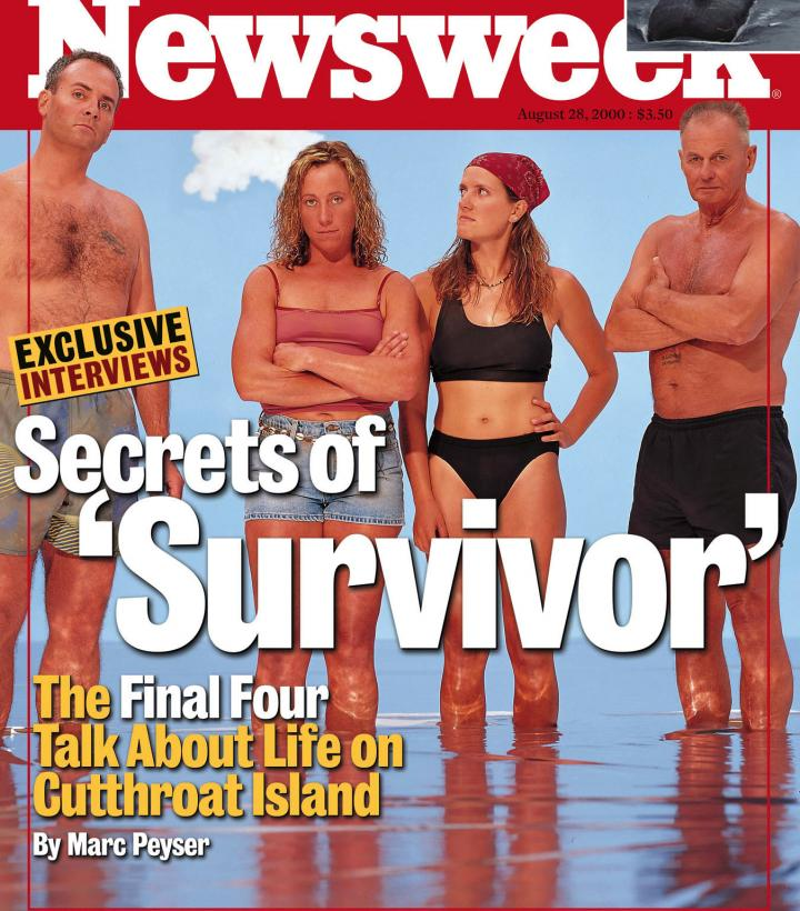 Newsweek_survivor cover story