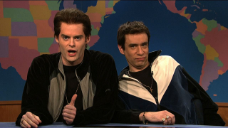 Bill hader and fred armisen snl