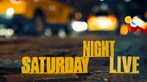 Saturday night live title card