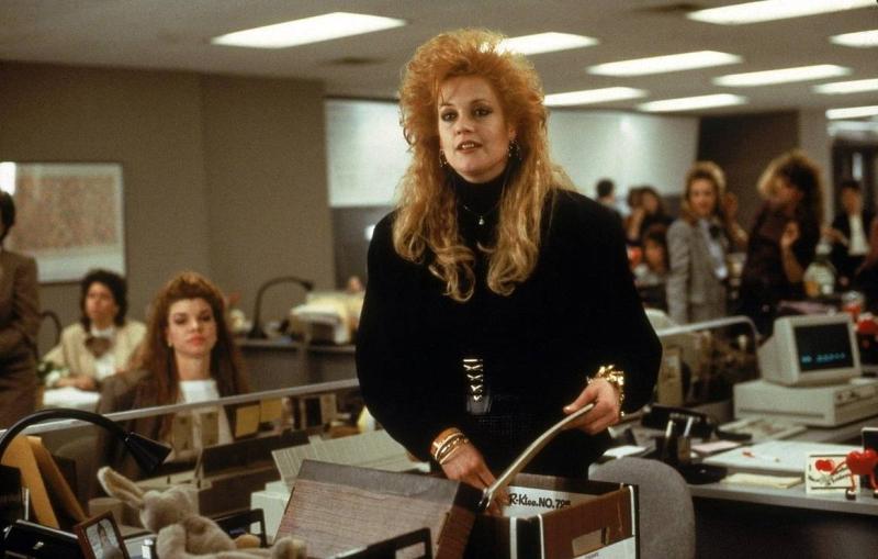 Tess in working girl