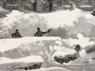 Blizzard of 1888 (2)