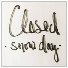 Closed snow days