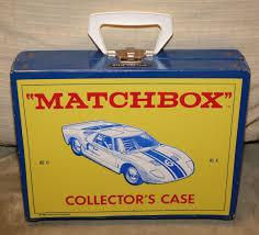 Matchbox collectors case