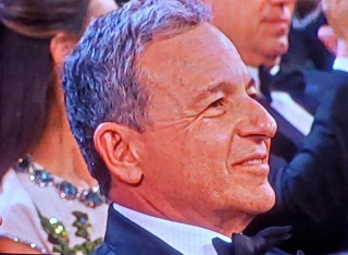 Bob iger at 2020 oscars