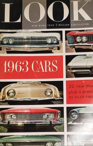 1963 cars