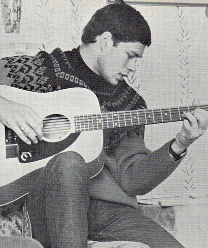 Keith potger guitar