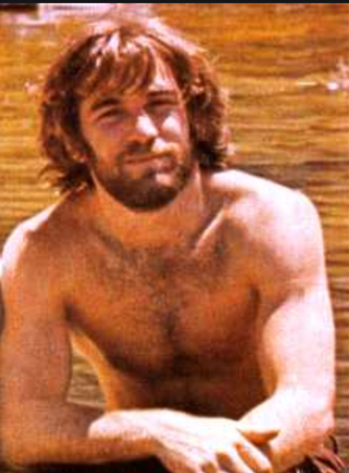 Dennis wilson bare chested