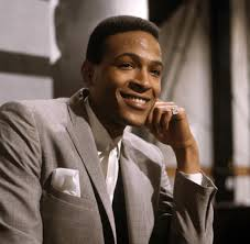 Marvin gaye smiling