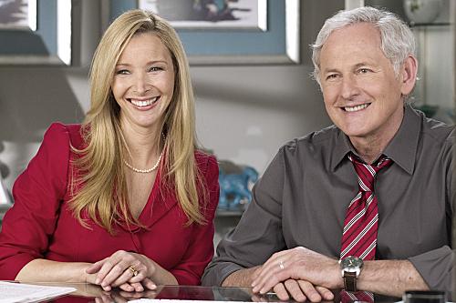Victor garber and lisa kudrow web therapy