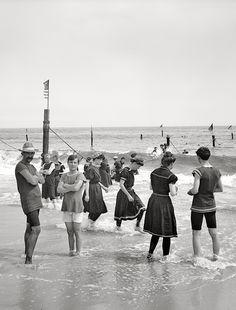 Beach 1900s