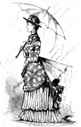 Umbrella 19th century