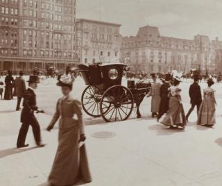 New york late 19th century