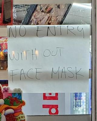 Masksign simplistic