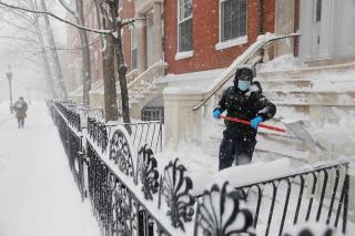 Snowstorm of feb 1 2021