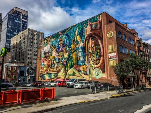 Philadelphia mural project