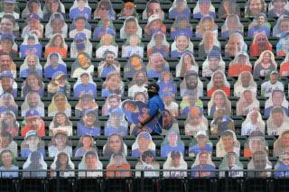 Mets 2020 home opener