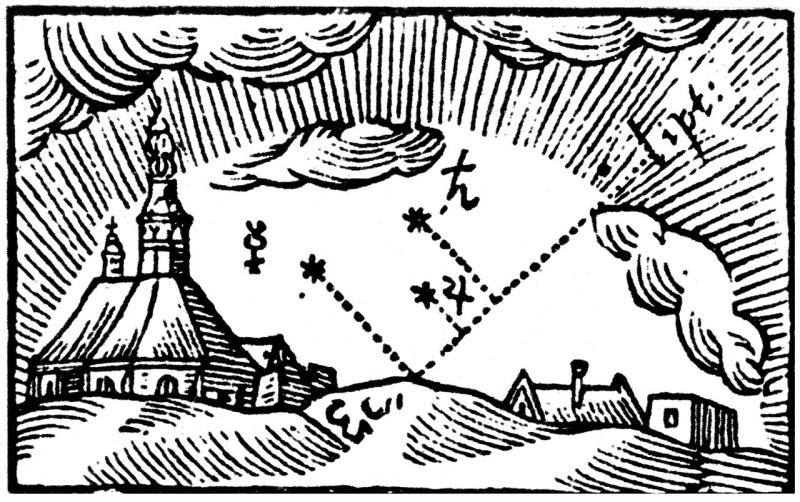 Astrology landscape