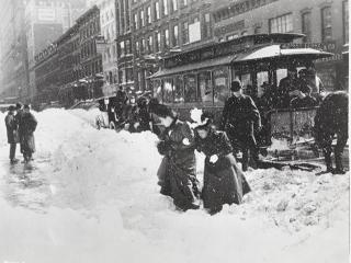 Blizzard of feb 1899