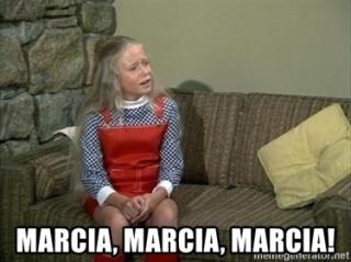 Marcia-marcia-marcia