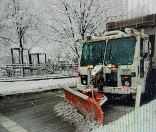 Nyc snowplow
