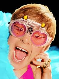 Elton john venus in aquarius