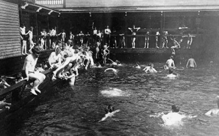 City Baths 1900s