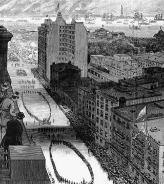 Statue of liberty dedication_oct 28 1886