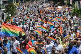 Gay pride 2021